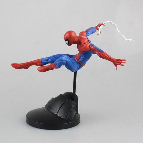 Spider Man Statue Figure Decorative 7 Inches