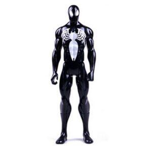Spider Man Black Suit Marvel Titan Action Figure 12 Inches 2