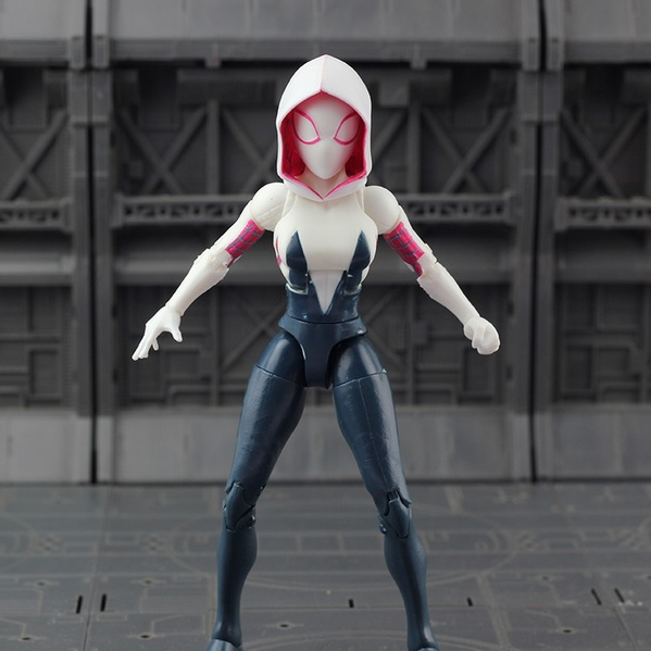 Spider Gwen Action Figure Marvel Collections 7 Inches 3