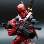 Deadpool Marvel Comics Action Figure 6 inches Classic Collectible Toy 3