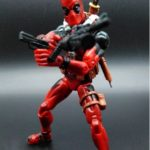 Deadpool Marvel Comics Action Figure 6 inches Classic Collectible Toy 2