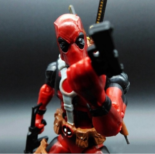 Deadpool Marvel Comics Action Figure 6 inches Classic Collectible Toy 1