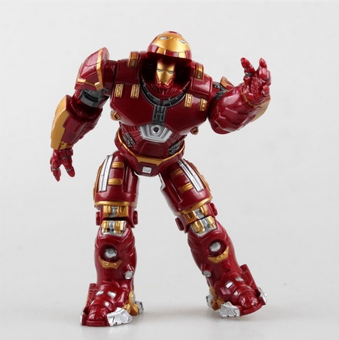 Hulkbuster Action Figure Marvel Avengers Age of Ultron 7 Inches 5