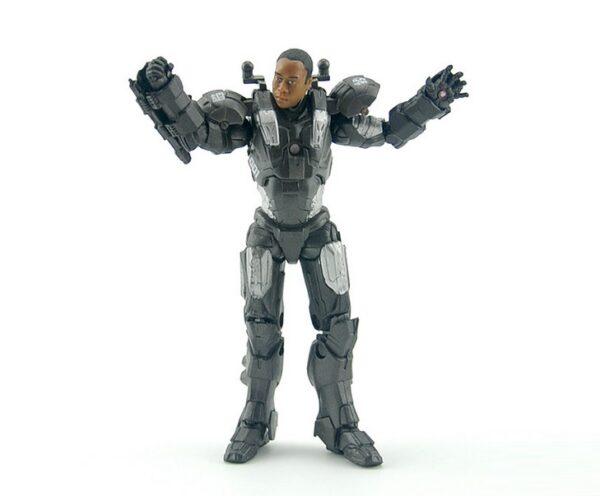 War Machine James Rhodes Action Figure 4 Inches