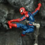 Spider Man Action Figure Marvel Comics Series with Pizza 6 Inches 22