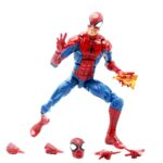 Spider Man Action Figure Marvel Comics Series with Pizza 6 Inches 33