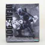 Deadpool X Force Silver Suit Statue Marvel Collectible 7 Inches 18cm 7