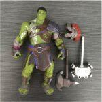Hulk Action Figure Gladiator Collectible Movie Thor Ragnarok 8 Inch 5