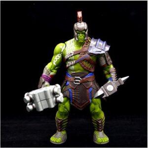 Hulk Action Figure Gladiator Collectible Movie Thor Ragnarok 8 Inch1