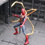 Spider Man Action Figure Iron Spider Suit With Legs (Exoskeleton Armor) Avengers Infinite War Movie 6.5inch 6