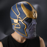 Thanos Mask Avengers Infinity War Cosplay For Adults