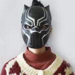 Black Panther Civil War Basic Mask Costume 3