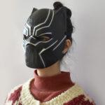 Black Panther Civil War Basic Mask Costume 4