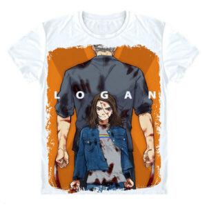Wolverine Logan T Shirt for Men and Women (3 Designs)