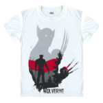 Wolverine Logan T Shirt for Men and Women (3 Designs) 3