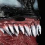 Venom 2018 Mask Edward Eddie Brock Cosplay For Adult 4