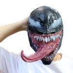 Venom 2018 Mask Edward Eddie Brock Cosplay For Adult 1