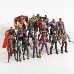 The Avengers EndGame Set of 21 Basic Action Figures2