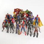 The Avengers EndGame Set of 21 Basic Action Figures3