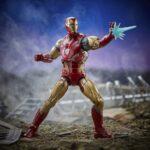 Avengers Endgame Marvel Legends Iron Man Mark LXXXV Action Figure 6-inch (Thor BAF) 3