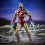 Avengers Endgame Marvel Legends Iron Man Mark LXXXV Action Figure 6-inch (Thor BAF) 4