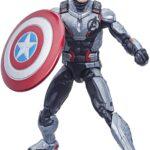 Avengers Endgame Marvel Legends Series 6inch Captain America Marvel Cinematic Universe