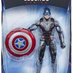 Avengers Endgame Marvel Legends Series 6inch Captain America Marvel Cinematic Universe 2