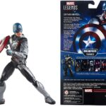 Avengers Endgame Marvel Legends Series 6inch Captain America Marvel Cinematic Universe 3