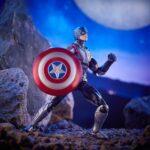 Avengers Endgame Marvel Legends Series 6inch Captain America Marvel Cinematic Universe 6