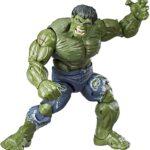Avengers Marvel Legends Hulk Action Figure 14.5-inch 5