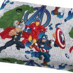 Marvel Avengers Blue Circle Bed Set Full Size 11