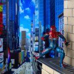 Marvel Legends Spider-Man 2018 Video Game Velocity Suit Action Figure 6-inch (Demogoblin BAF) 9