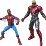 Marvel Legends Spider-Man Homecoming with Iron Man 2-Pack 3