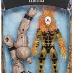 Marvel Legends Sunfire Action Figure 6-inch X-Men Age Of Apocalypse Collection (Sugar Man BAF) 2