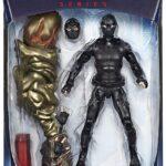 Spider-Man Far From Home Marvel Legends Stealth Suit (Molten Man BAF) 2