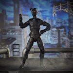 Spider-Man Far From Home Marvel Legends Stealth Suit (Molten Man BAF) 7