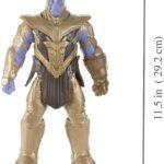 Avengers Endgame Titan Hero Thanos Power FX Action Figure 12Inch 7