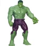 Avengers Titan Hero Hulk B0443EU4 Action Figure 12-Inch 2
