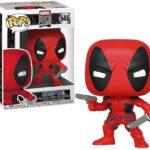 Funko POP Marvel 80th First Appearance Deadpool