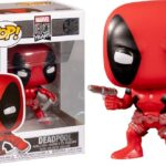 Funko POP Marvel 80th First Appearance Deadpool 3