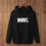 Marvel Logo Hoodie Unisex (16 Colors)
