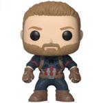 POP! Marvel Avengers Infinity War Captain America q 1