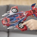 Spider Man Far From Home with Spider-Jet Vehicle Action Figure 6-Inch 12