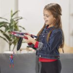 Spider Man Far From Home with Spider-Jet Vehicle Action Figure 6-Inch 5