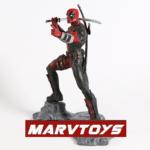 Deadpool Classic Statue 9.5 Inch 5