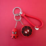Superheroes Shields and Figures Keychains (10 different designs) 5