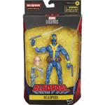 Deadpool Marvel Legends X-Men Blue Deadpool (Strong Guy BAF)