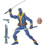 Deadpool Marvel Legends X-Men Blue Deadpool (Strong Guy BAF) 2