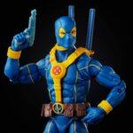Deadpool Marvel Legends X-Men Blue Deadpool (Strong Guy BAF) 5