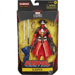 Marvel Legends Deadpool Pirate Action Figure 6-inch (Strong Guy BAF) 2